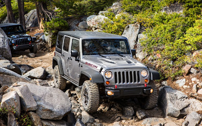 2013 Jeep Wrangler Rubicon 10th Anniversary