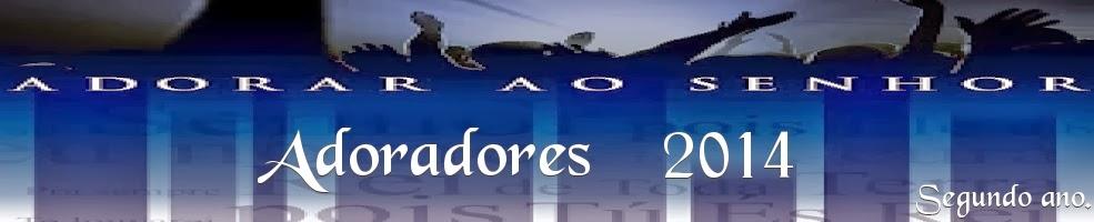 Louvando ao Senhor!