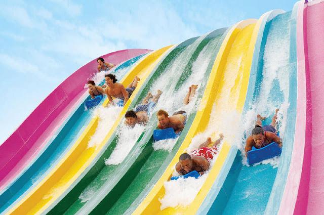 Aquatica Orlando Parque Taumata Racer