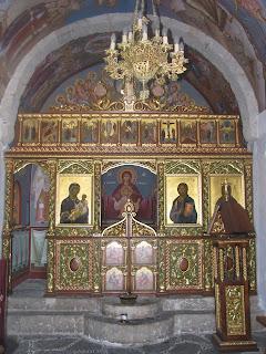 Aghios Ioannis Church Kefalos