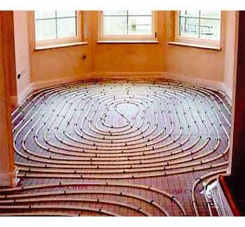Las instalaciones de la vivienda - Calefaccion por hilo radiante ...