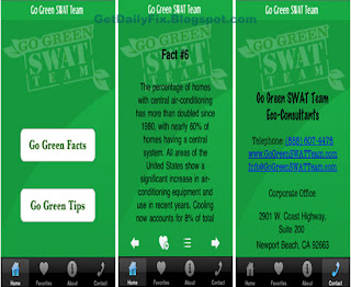 Go Green SWAT Team iOS Apps, Go Green SWAT Team Apps Review