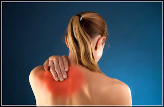 Shoulder blade pain