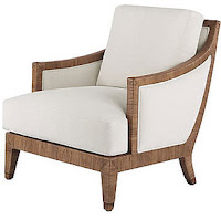 Upholstery lounge chair