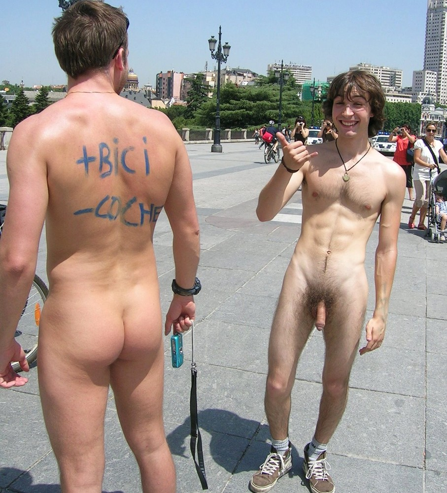 naked public in men Hot