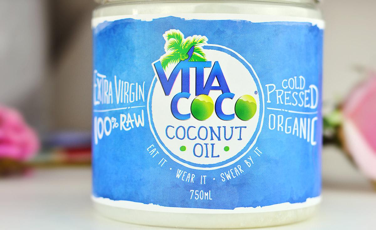 Vita Coco Coconut Oil Nutrition Raw Organic