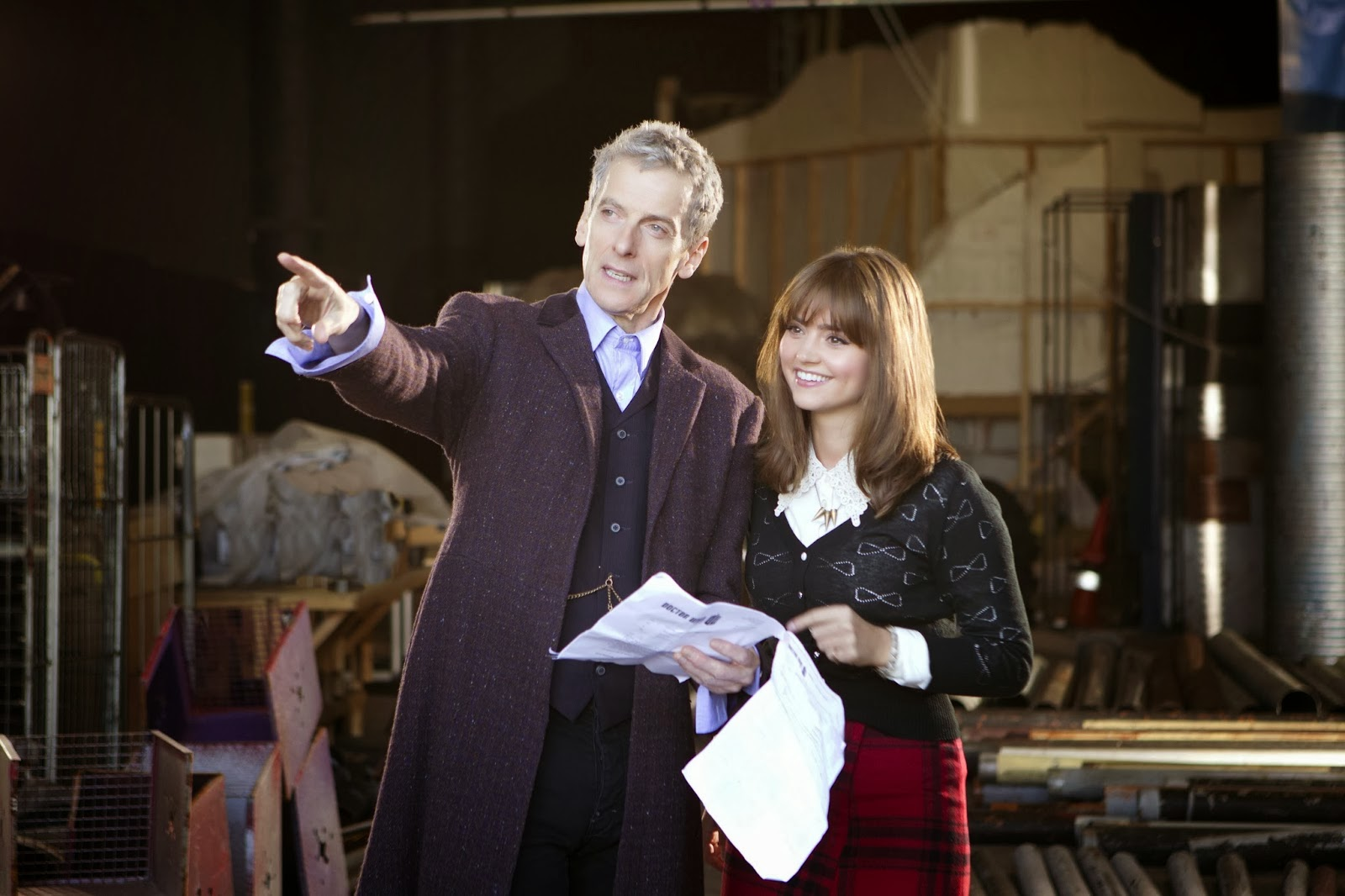 Doctor Who saison 8 Pc2