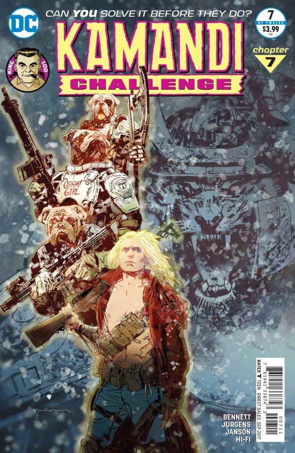 The KAMANDI CHALLENGE!