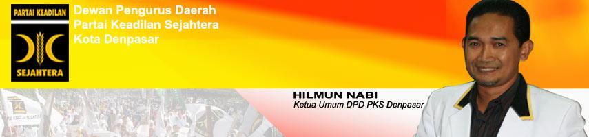 Website Resmi | DPD PKS DENPASAR
