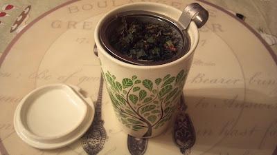 aching back tea