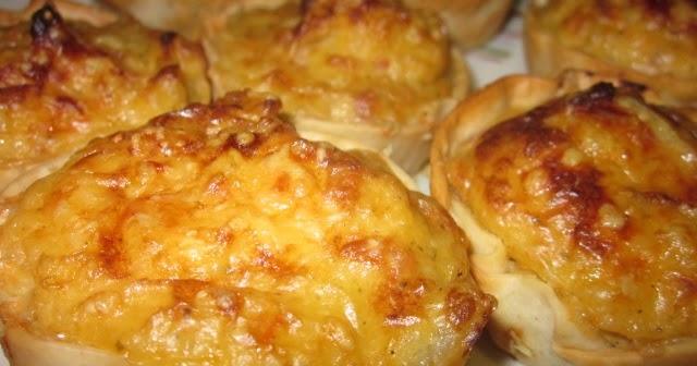 Entre cacharros de cocina pastelitos de patata thermomix for Cacharros de cocina