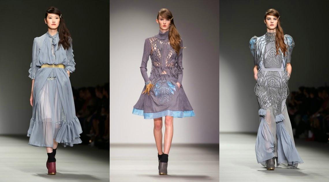 Bora Aksu AW15 London Fashion Week