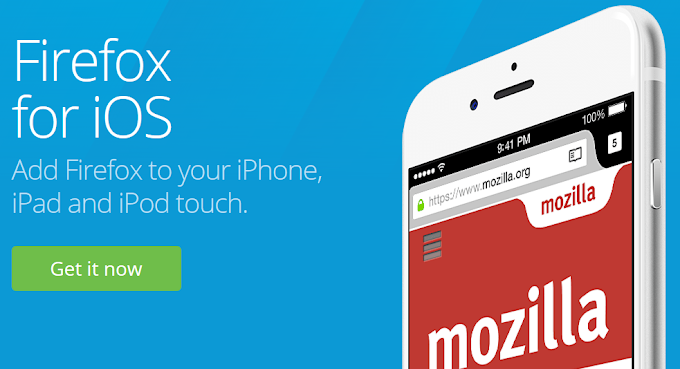 Firefox for iOS Day 1 Review