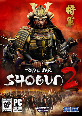 Shogun 2 Total War PC Repack R.G. Mechanics
