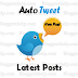 How to Tweet Your New Post on Twitter Page Automatically