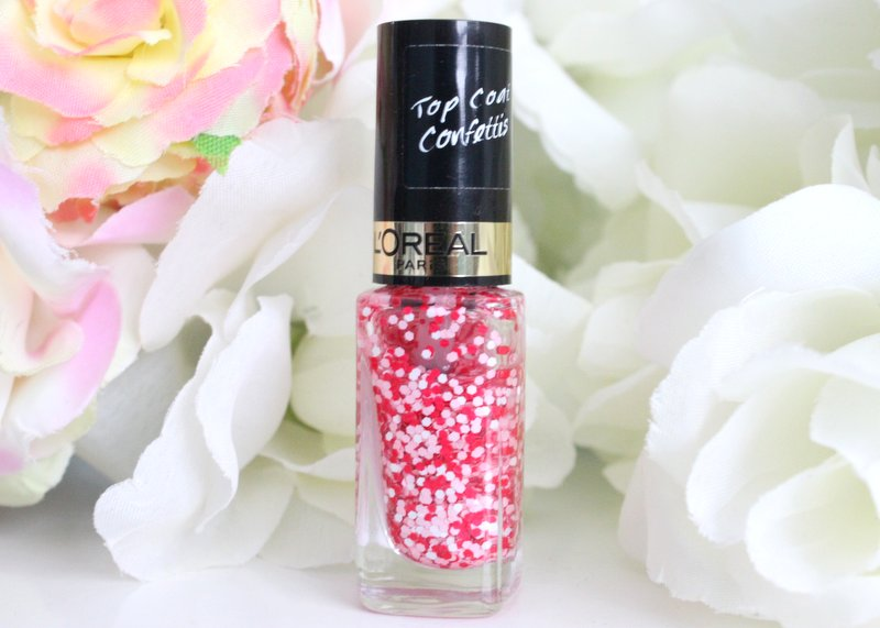 Loreal Top Coat Graffiti Damour review