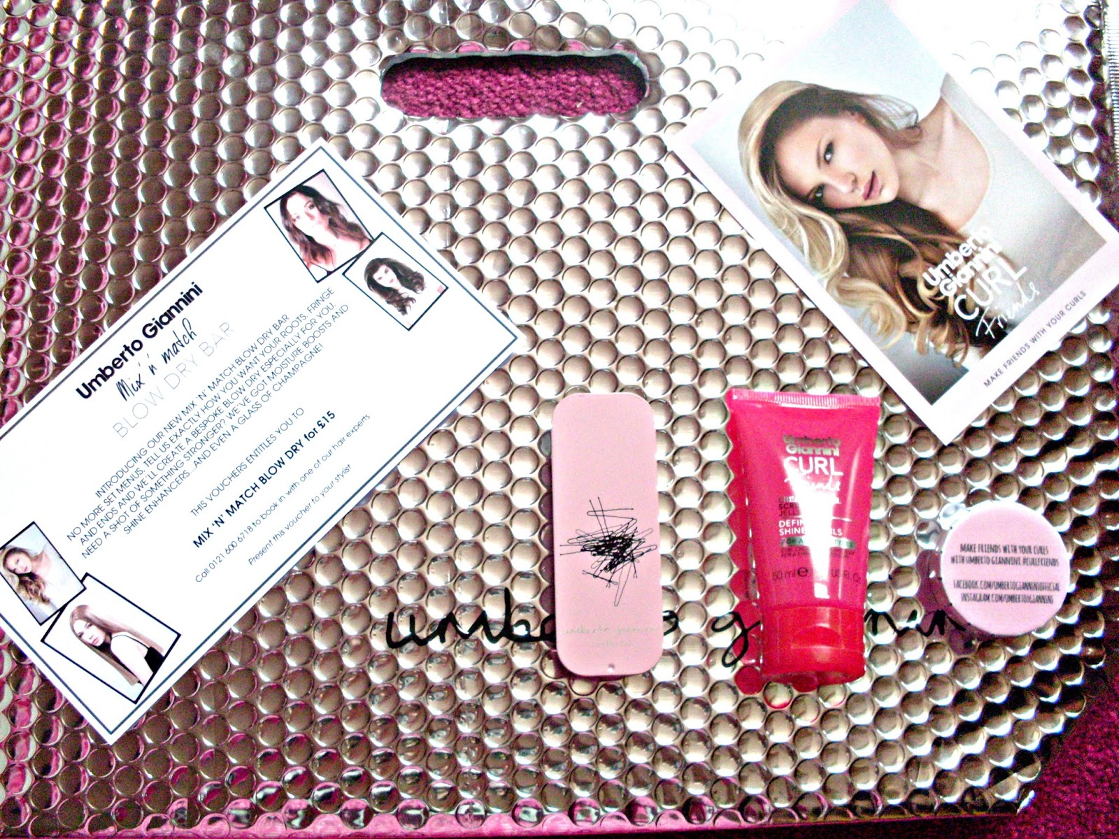 Umberto Giannini Goody Bag