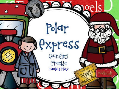 http://www.teacherspayteachers.com/Product/Polar-Express-Freebie-992347