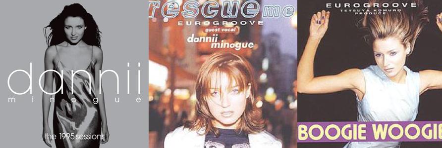 Minogue lesbian Dannii