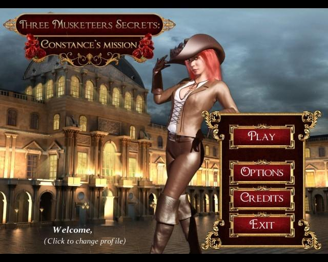 free games download three musketeers secrets