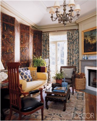 Key Interiors by Shinay: English Country Living Room ...
