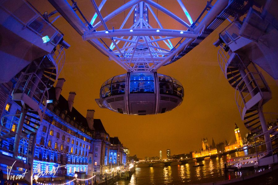 18. London Eye by Vincent BOURRUT