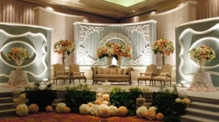Bisnis penyelenggara pesta pernikahan