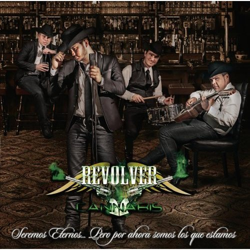 Revolver Cannabis - Eternos Pero Por Ahora Somos Los Que Estamos Revolver+cannabis+new+album