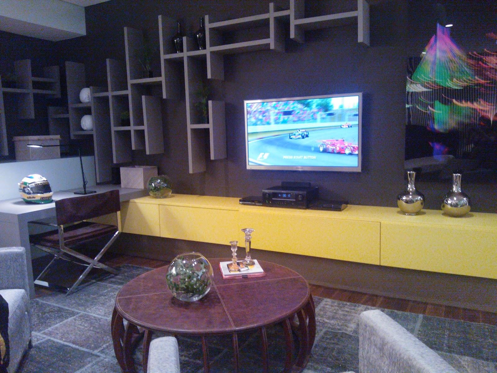 móveis coloridos - Casa Cor São Paulo 2012