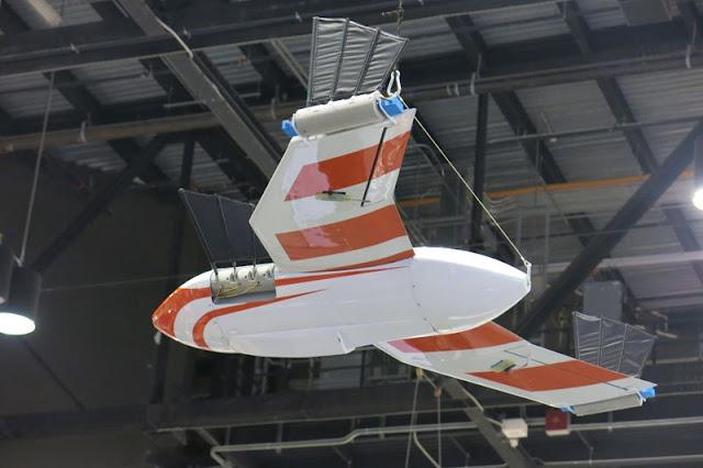 Flimmer drone