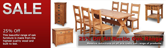 Rustic Oak Elegance Sale Discounted Furniture