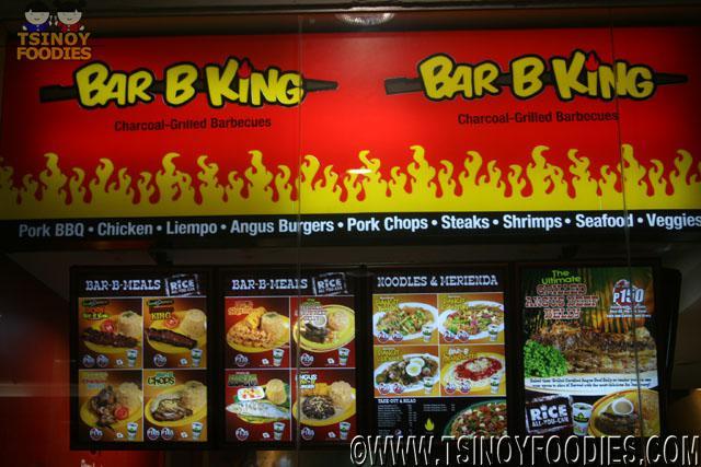 bar b king