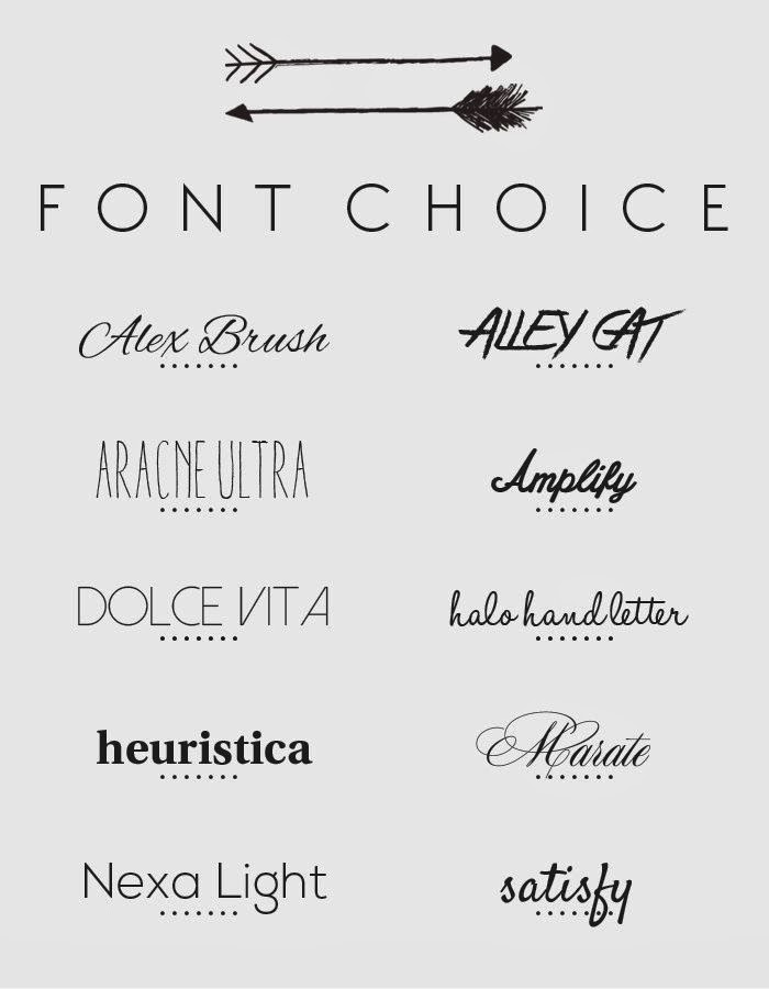Website for font download