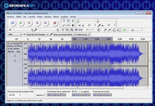 Audacity: El mejor editor de Audio gratuito