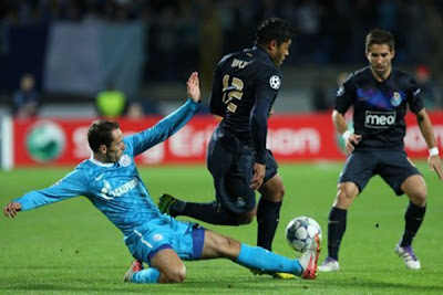 Zenit St. Petersburg 3 - 1 FC Porto (2)