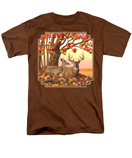 http://pixels.com/products/whitetail-deer-hilltop-retreat-crista-forest-adult-tshirt.html