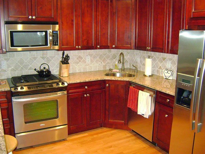 Awesome Corner Kitchen Sink Design Ideas | Italian Home ...