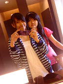 my sister & i~~~