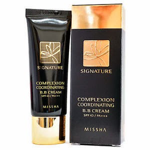 Review, Signature Complexion Coordinating BB Cream Beige, Missha.