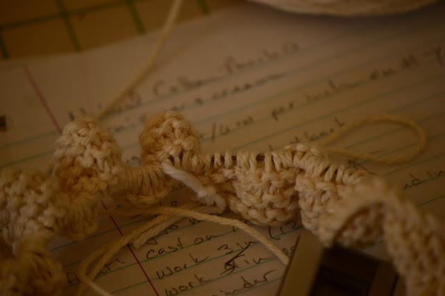 knitting, amy myers, the handmaker, handmaker's world, cotton, handknit, textiles