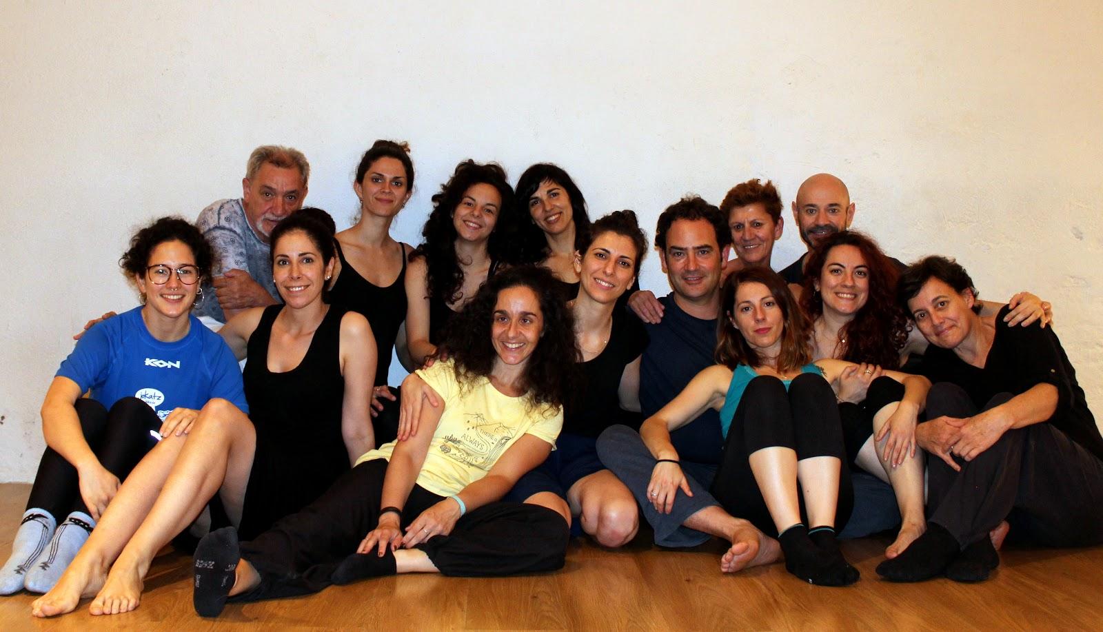 Valoración de l@s alumn@s sobre la formación recibida en la Formación en Expresión Corporal-Danza