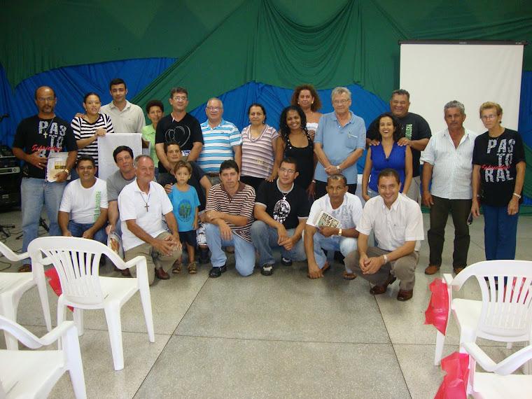Reunião de Formação da Pastoral da Sobriedade