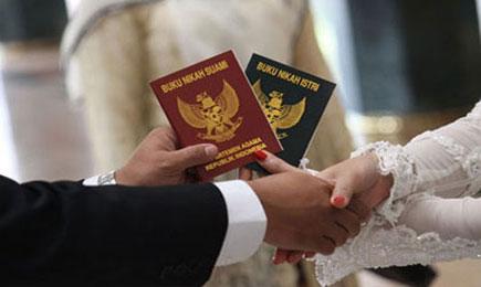 Syarat – syarat yang diperlukan untuk mengurus surat nikah untuk ...