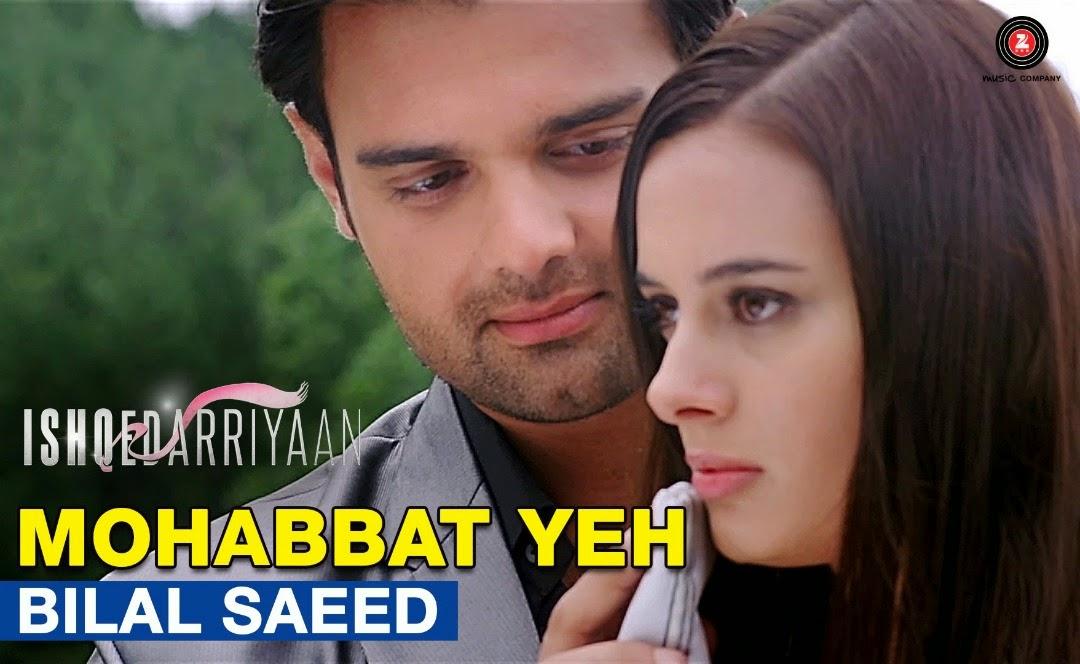 Mohabbat Yeh - Bilaal Saeed Guitar Chords