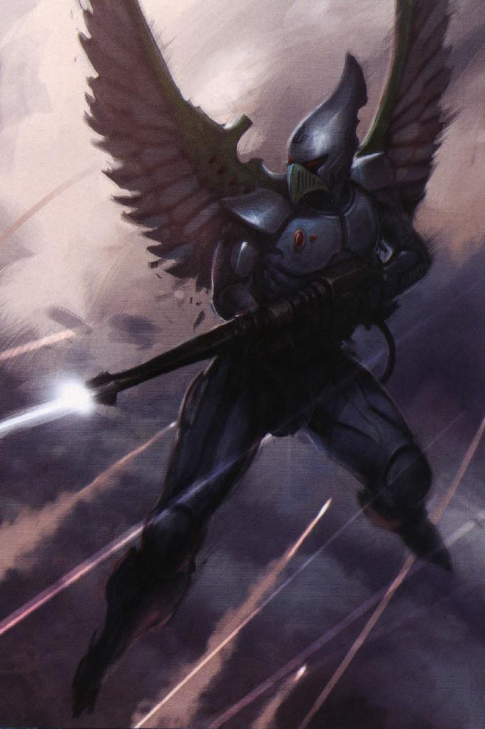 Warhammer 40k - 7th Edition Codex - Eldar Craftworlds