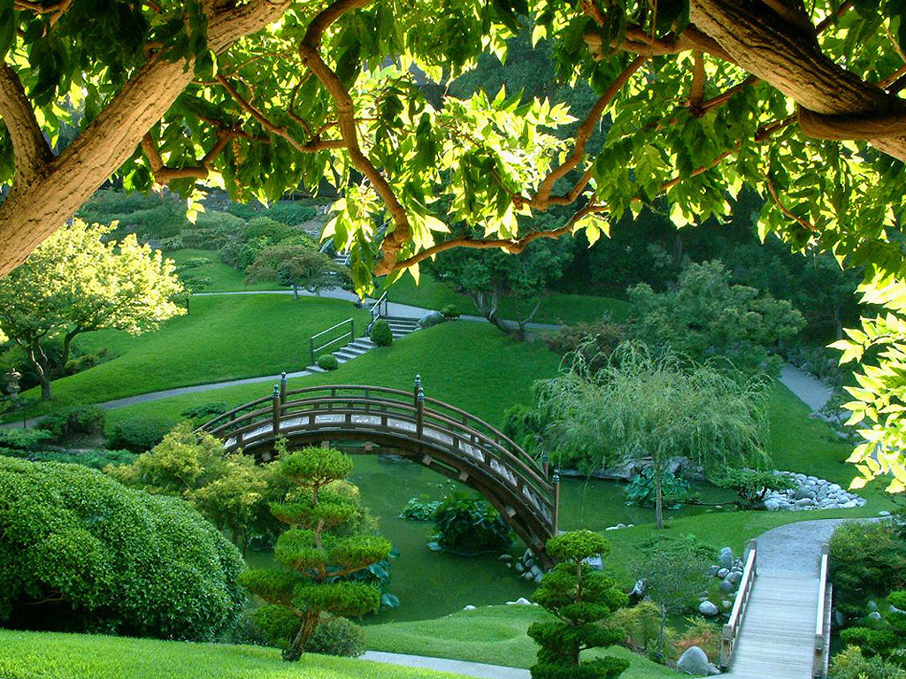 Japanese Garden British Columbia For Desktop - japanese garden british columbia wallpapers