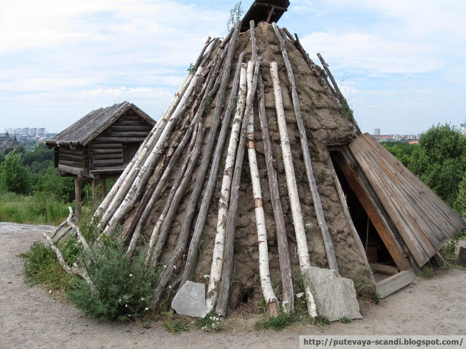 Sami dwelling