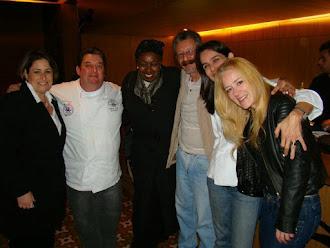 Encontro de Chefs no Dalva&Dito da APC/Br