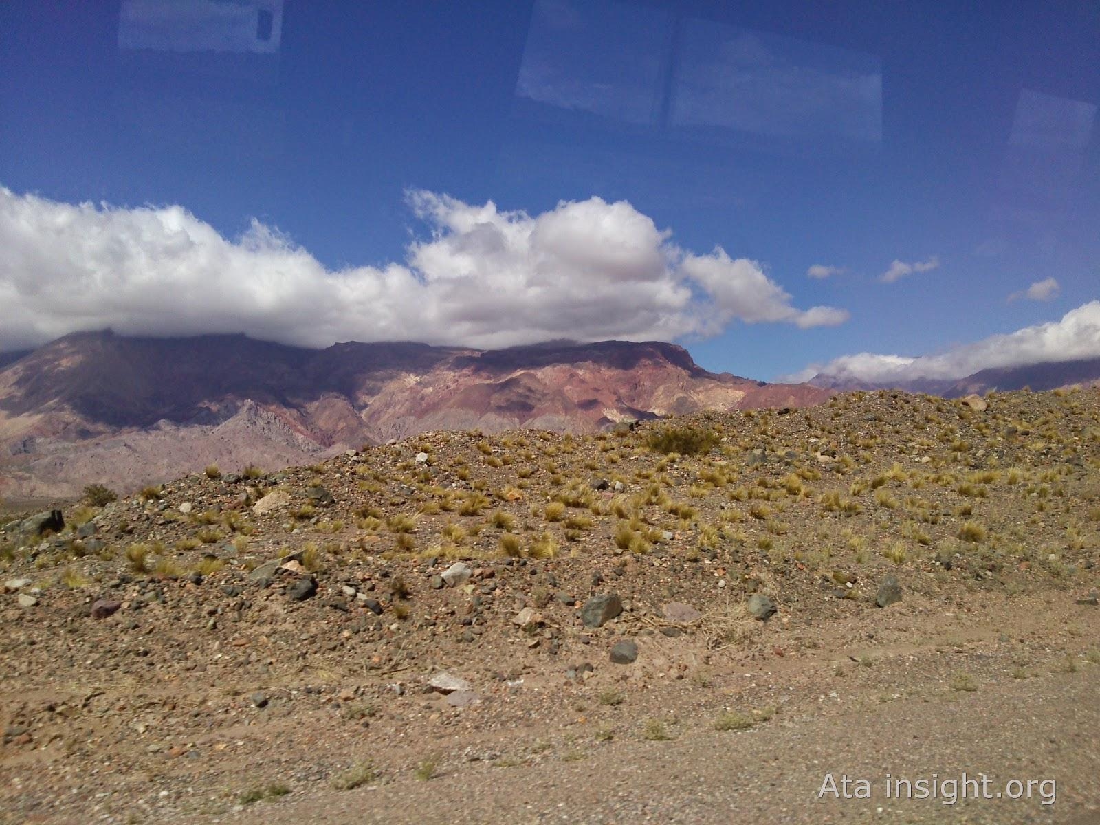 Ruta montañosa
