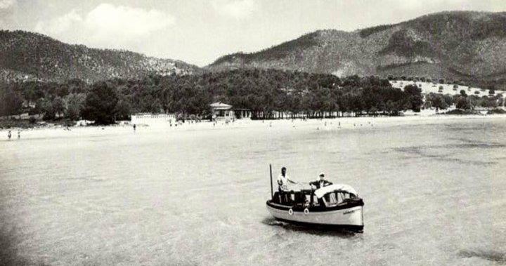 60 S Holiday In Palma Nova Old Photos Fotos Antiguas De